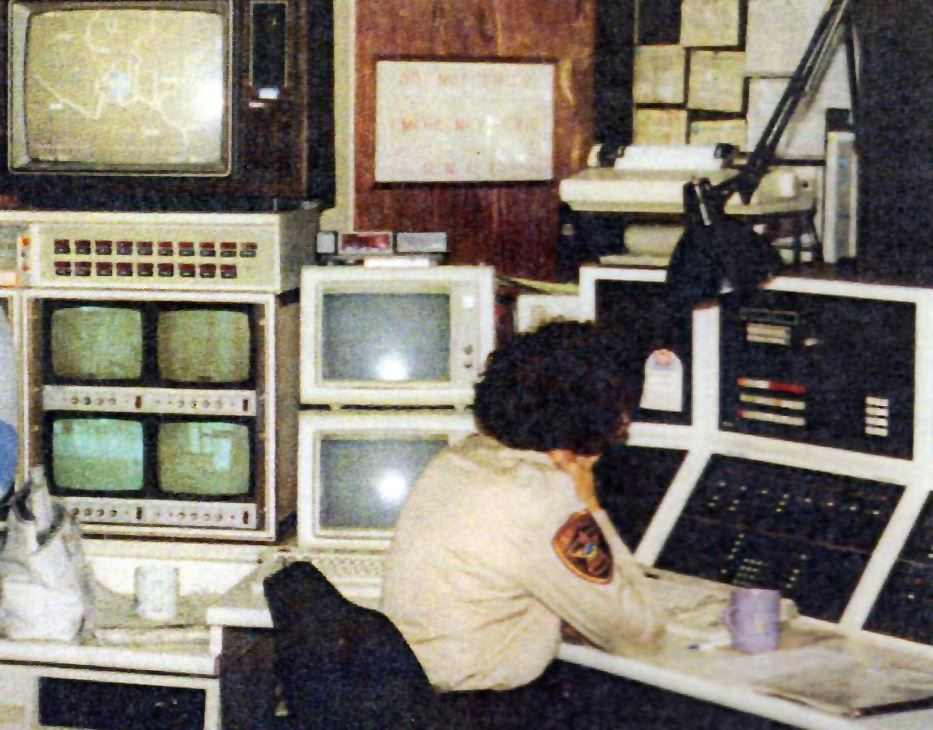 Old Dispatch Center