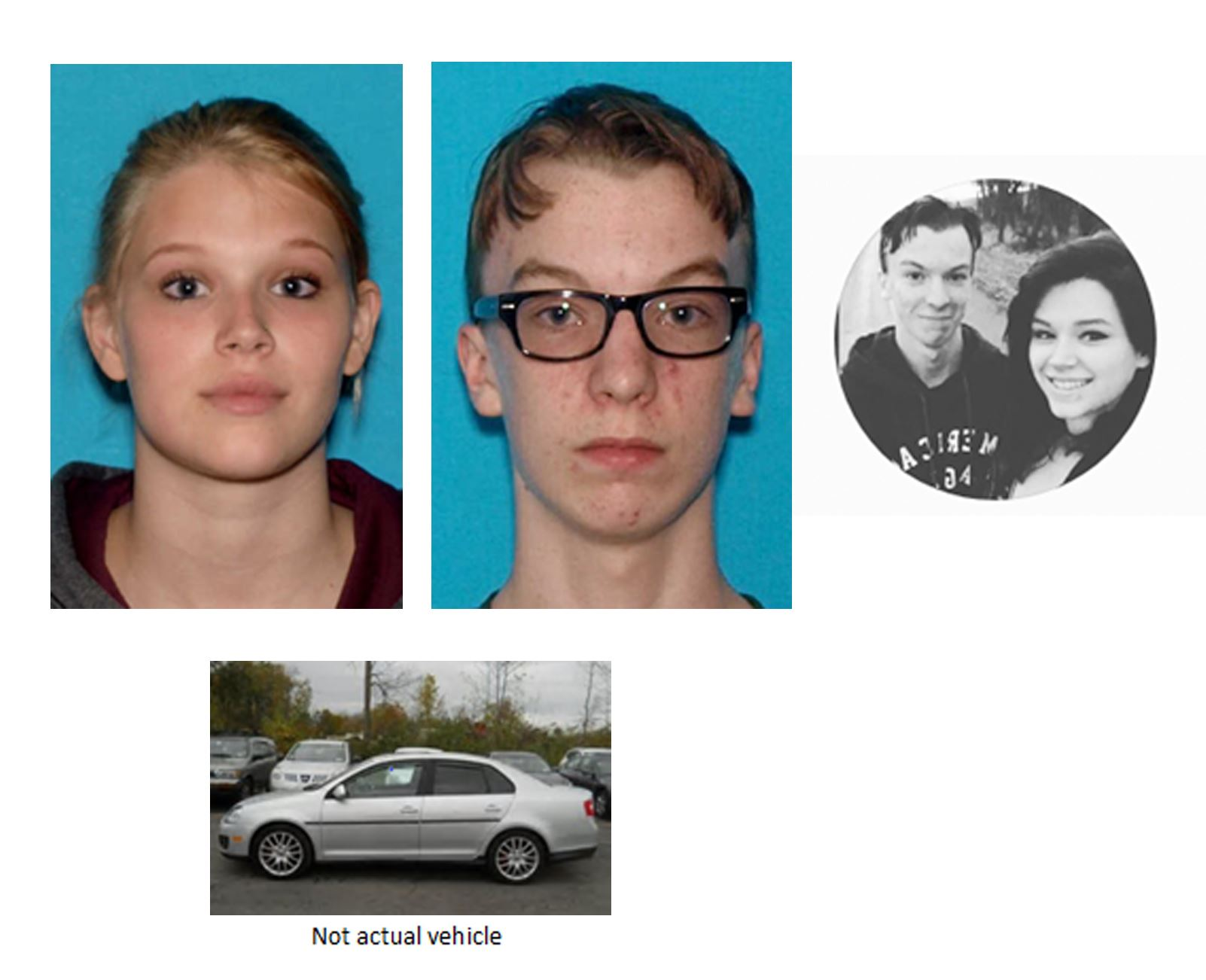 Missing Juveniles