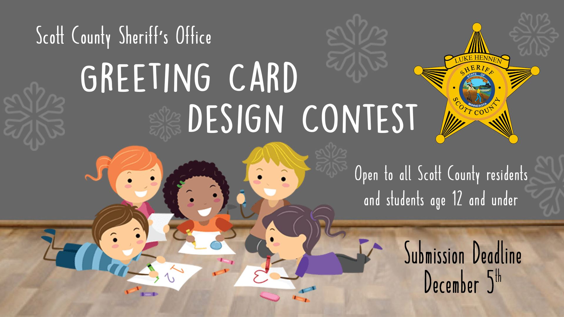 Greeting Card Design Contest