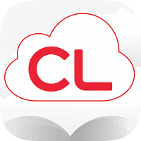Cloud Library Logo