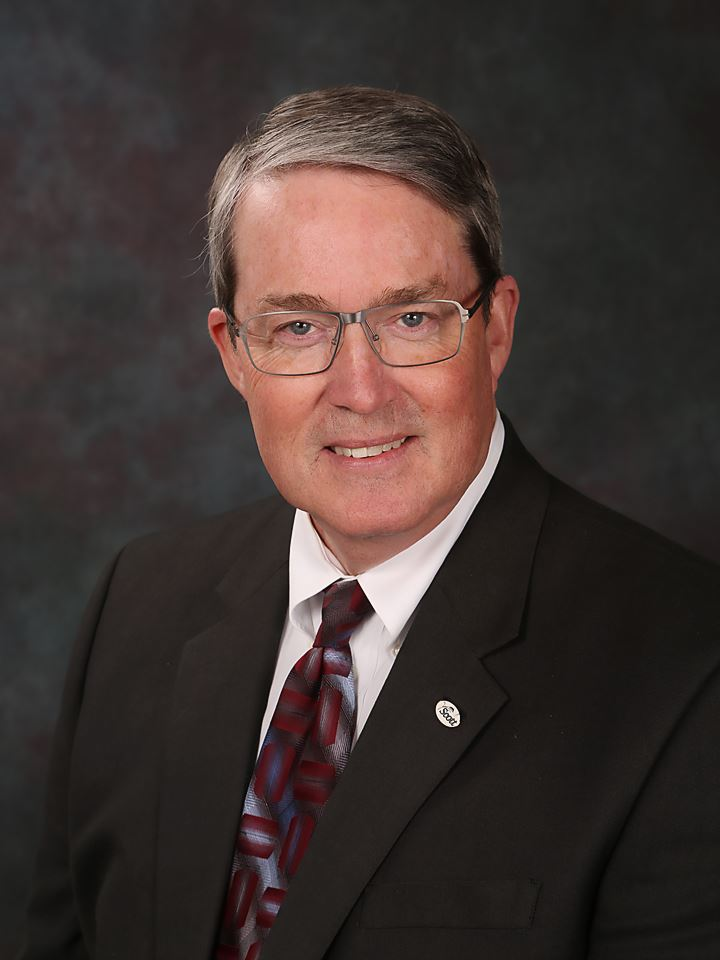 Commissioner Michael Beard